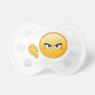 Thumbs Down Emoji Dummy, Pacifier