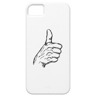 Thumbs Up iPhone 5/5S Covers