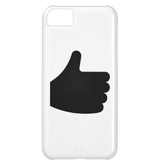 Thumbs Up iPhone 5C Covers
