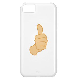 Thumbs Up Case For iPhone 5C