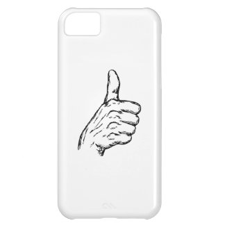 Thumbs Up iPhone 5C Case