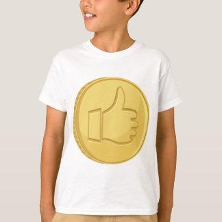 Thumbs Up Coin T-Shirt