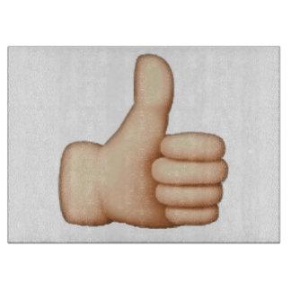 Thumbs Up - Emoji Cutting Board
