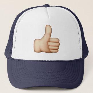 Thumbs Up - Emoji Trucker Hat