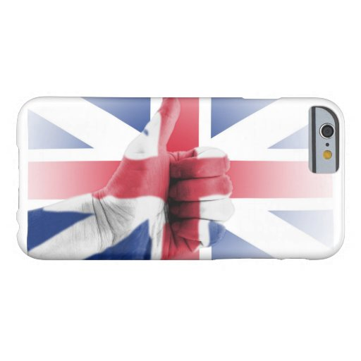 thumbs up for uk barely there iPhone 6 case