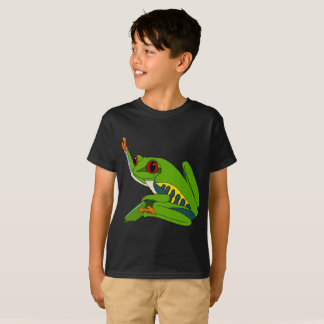 Thumbs Up Frog T-Shirt