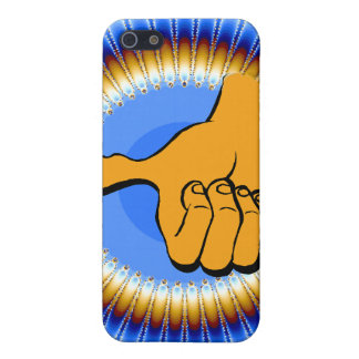 Thumbs Up & Groove_ Cover For iPhone 5