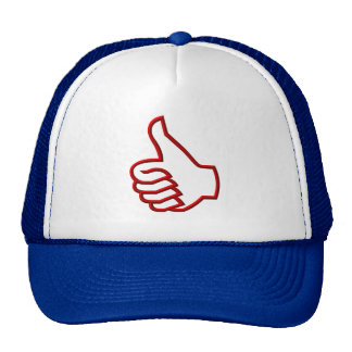 Thumbs Up hand Hat