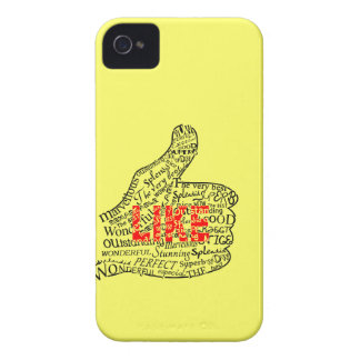 Thumbs up iPhone 4 covers