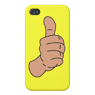 Thumbs Up iPhone 4/4S Case