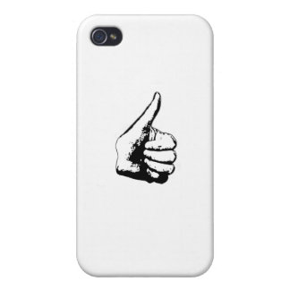 Thumbs-Up Case For iPhone 4