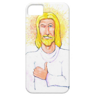 Thumbs up Jesus Case For The iPhone 5