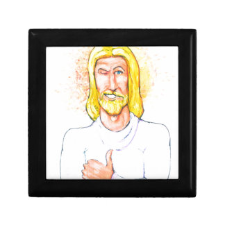 Thumbs up Jesus Gift Box