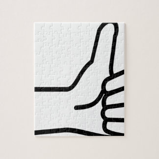 Thumbs Up Jigsaw Puzzle