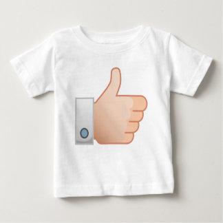 Thumbs Up Like Baby T-Shirt