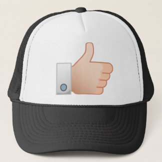 Thumbs Up Like Trucker Hat