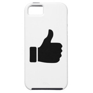 Thumbs Up Pictogram iPhone 5 Case