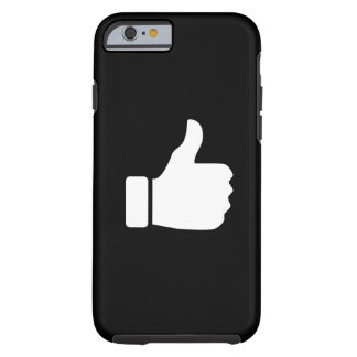 Thumbs Up Pictogram iPhone 6 Case Tough iPhone 6 Case