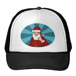 Thumbs Up, Santa - hat Trucker Hat