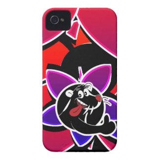 Thumbs Up Skunk Blackberry Case