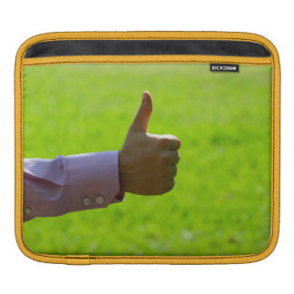 Thumbs Up Sleeve For iPads
