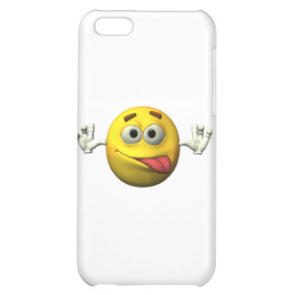 Thumbs Up Smiley Face character Cover For iPhone 5C