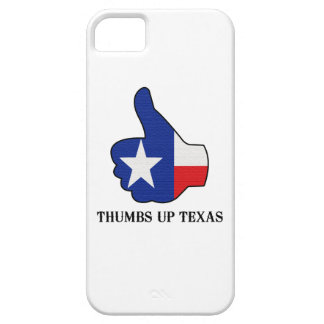 Thumbs Up Texas iPhone 5 Case