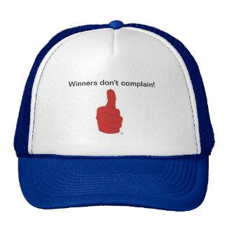 """Thumbs up """"Winner"""" cap Trucker Hat"""