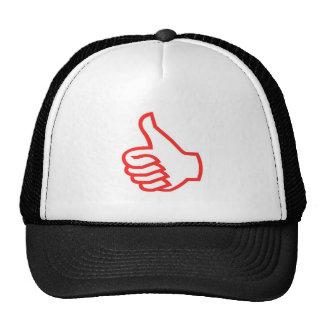 THUMBSUP Thumbs Up Trucker Hat