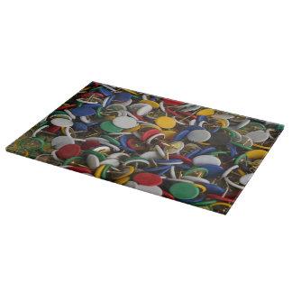 Thumbtacks Cutting Board