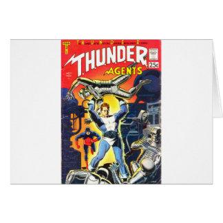 Thunder Agents Card