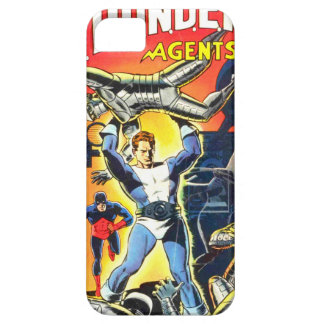 Thunder Agents Case For The iPhone 5