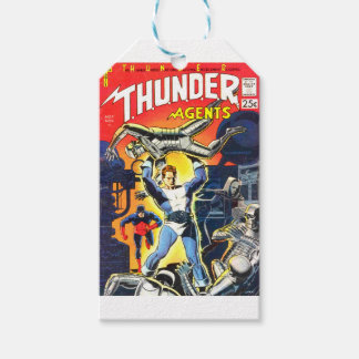 Thunder Agents Gift Tags