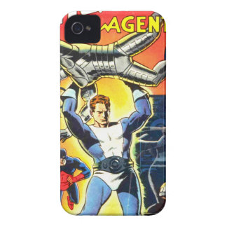 Thunder Agents iPhone 4 Case-Mate Case