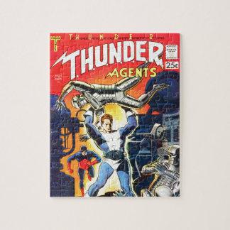 Thunder Agents Jigsaw Puzzle