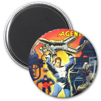 Thunder Agents Magnet