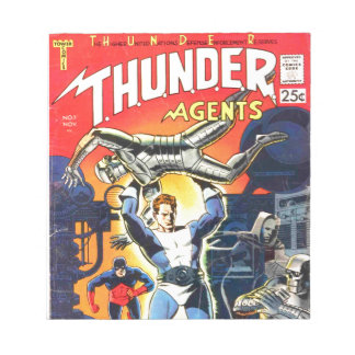 Thunder Agents Notepad