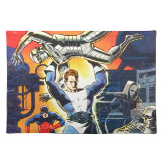 Thunder Agents Placemat