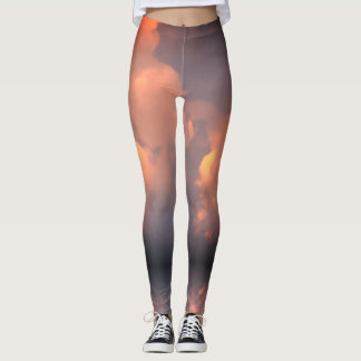 Thunder and Light Yoga Pants