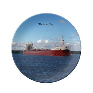 Thunder Bay decorative plate
