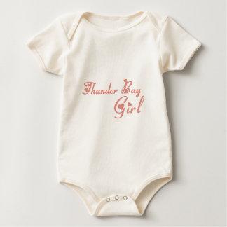 Thunder Bay Girl Baby Bodysuit