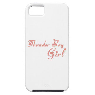 Thunder Bay Girl Case For The iPhone 5