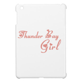 Thunder Bay Girl Cover For The iPad Mini