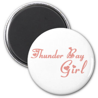 Thunder Bay Girl Magnet