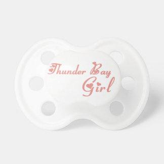 Thunder Bay Girl Pacifier