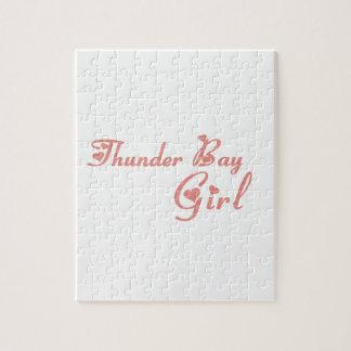 Thunder Bay Girl Puzzles