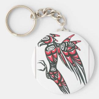 Thunder bird by Speakthunder Basic Round Button Keychain
