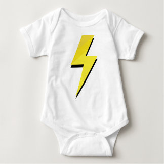 Thunder Bolt Flash Baby Bodysuit