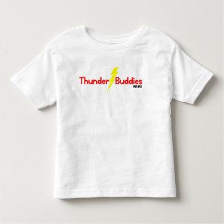 Thunder Buddies for Life T-shirts