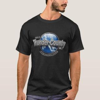 Thunder Country Black T-Shirt